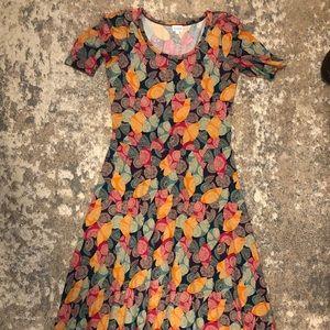 Size XL LulaRoe Ana Maxi dress